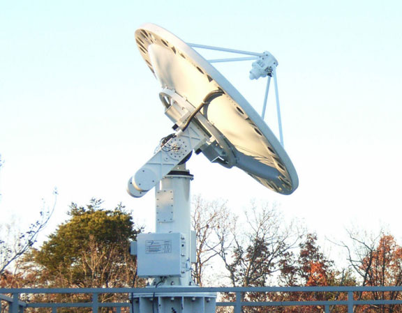 NASA GSFC direct readout antenna
